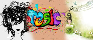 MUSIC DANS COIFFURE